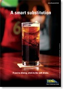 THINK! Drink Driving - Smart substitution