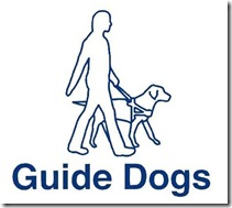 guide dogs blue logo